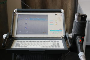 Spektrometr Bellec